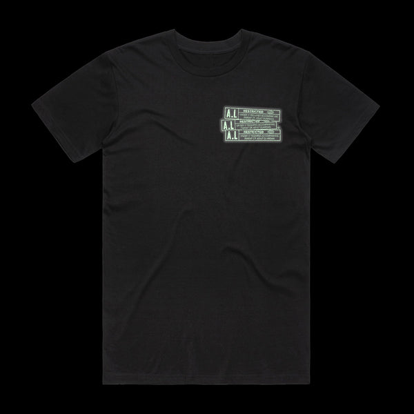 Alex Lahey - Sucker For Punishment Tee (Black) front