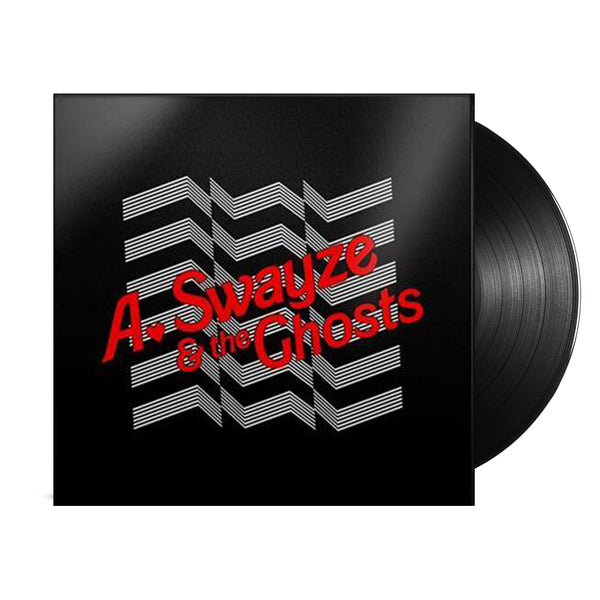 "A. Swayze and The Ghosts - Suddenly 12"" (Black)"