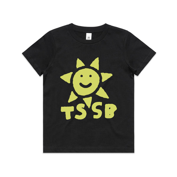 The Smith Street Band - Sun Kids Tee (Black)