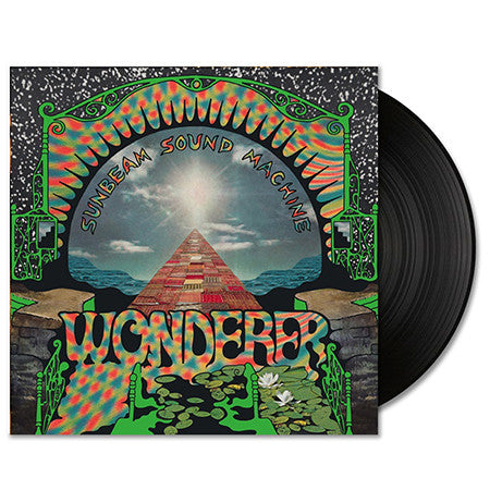 Wonderer (Black) LP