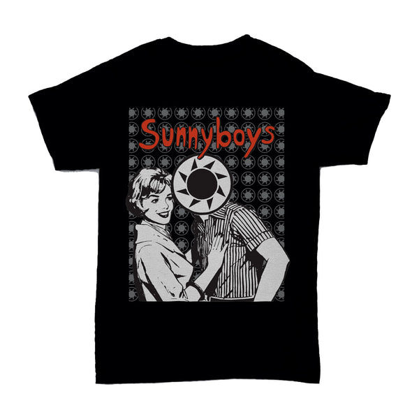 Sunnyboys - Sunnyboy with Girl T-shirt (Black)