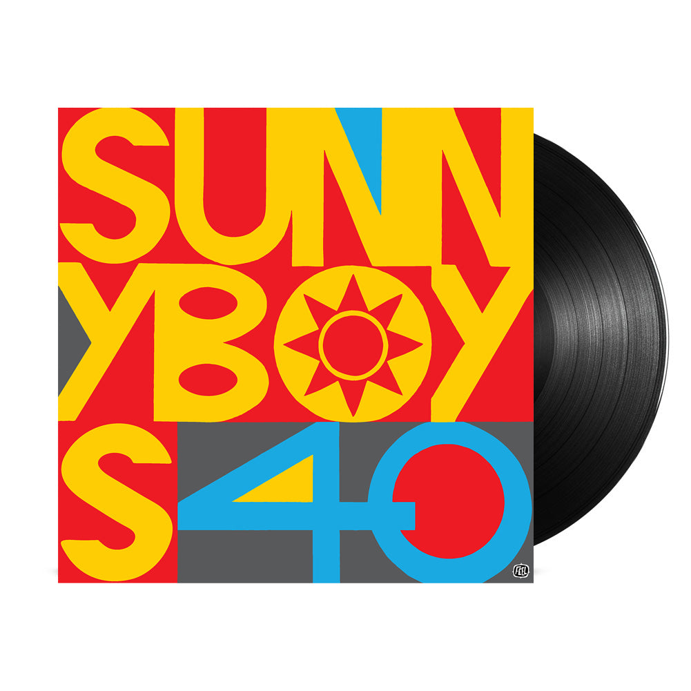 Sunnyboys - 40 LP (Black)