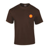 Sunnyboys - 2020 Tour T-shirt (Brown) front