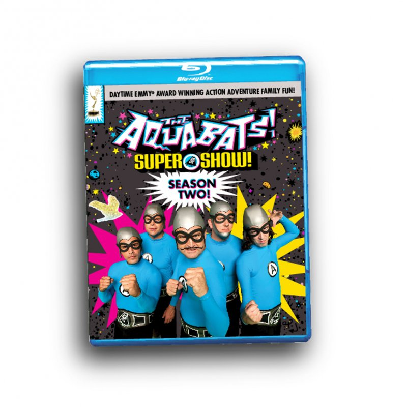 The Aquabats - Super Show Season 2 Blu-ray