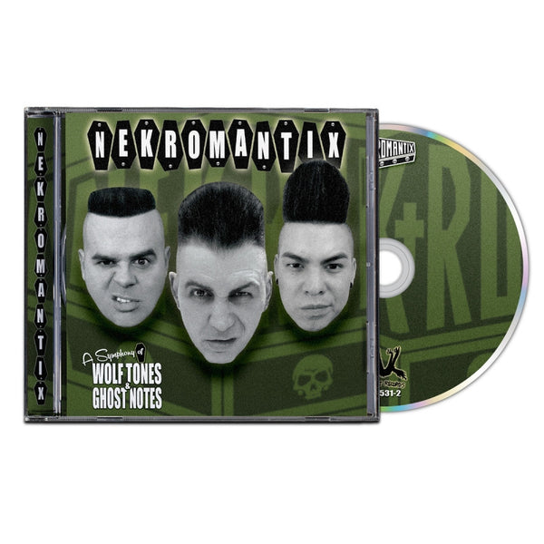 Nekromantix - A Symphony of Wolf Tones CD
