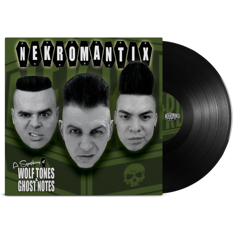 Nekromantix - A Symphony of Wolf Tones LP Black