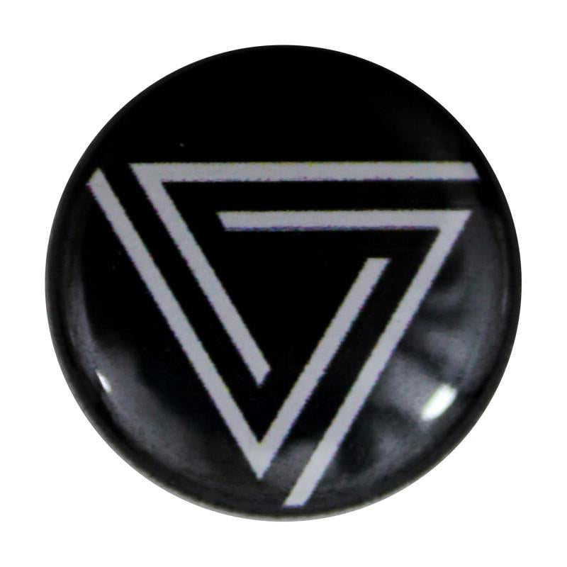 The Black Queen - Symbol Button