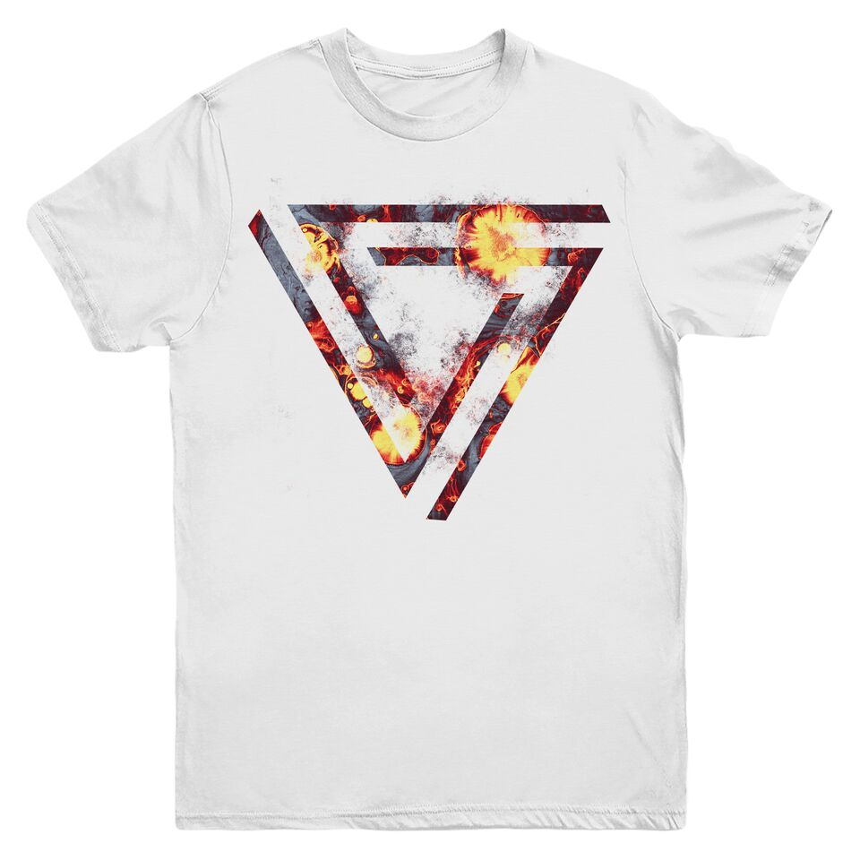 Infinite Games T-shirt (White)