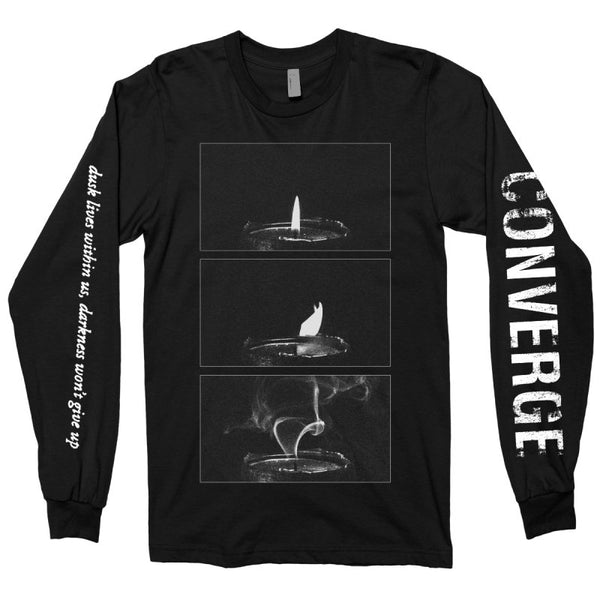 Converge - The Dusk In Us Candle Longsleeve (Black)