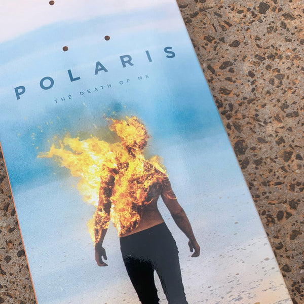 Polaris - The Death of Me Skate Deck (Limited Edition)