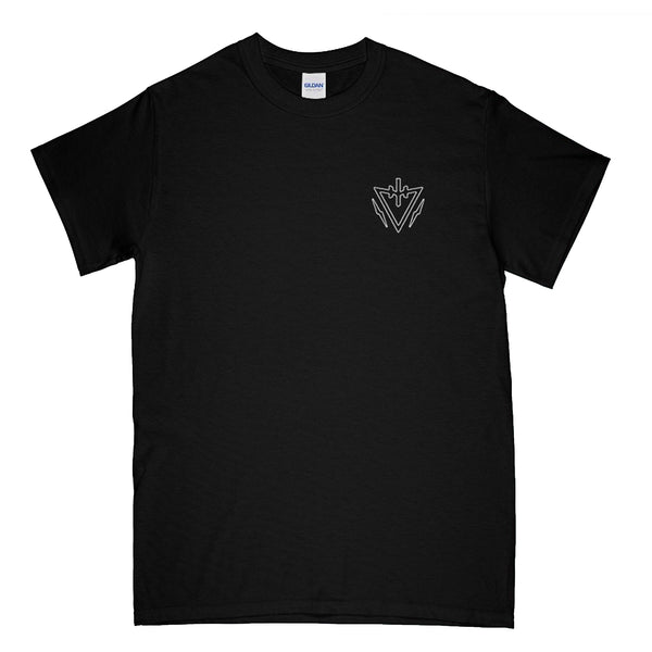 Devil Wears Prada - Circle Logo Tee (Black) Front