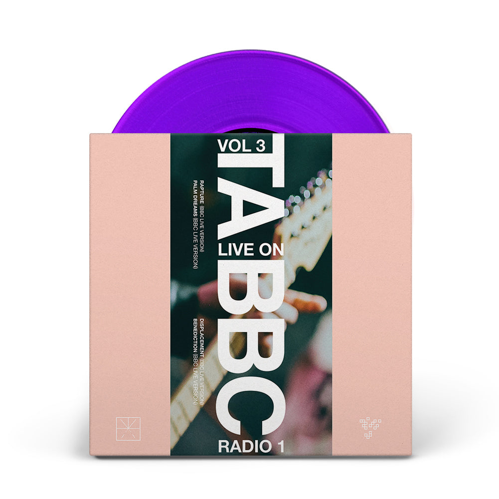 "Touche Amore - Live at The BBC Vol. 3 7"" Vinyl (Purple)"