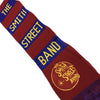 The Smith Street Band - Footy Scarf (Fitzroy) Detail