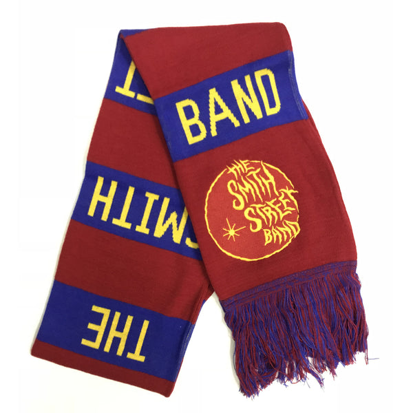 The Smith Street Band - Footy Scarf (Fitzroy)