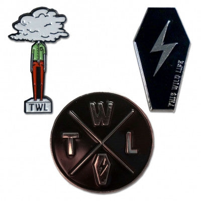 This Wild Life Enamel Pin Set