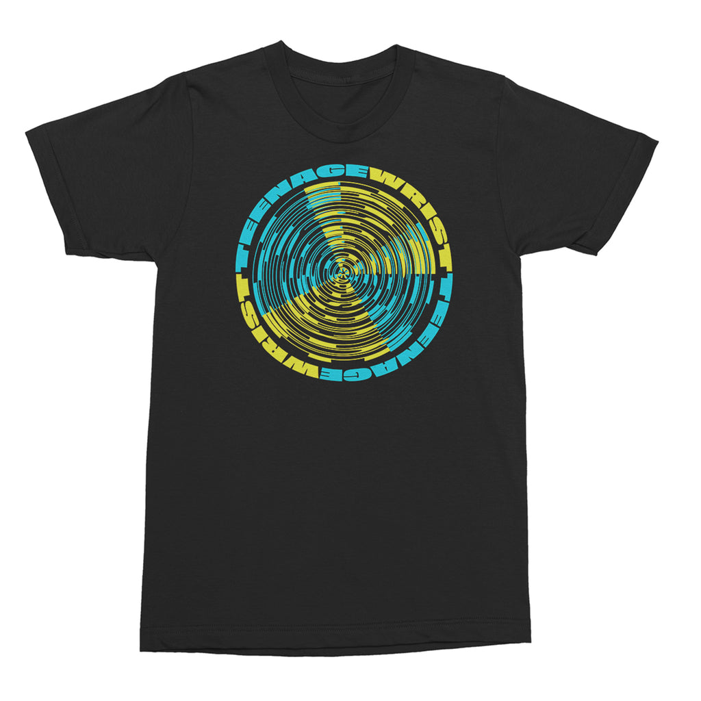 Teenage Wrist - Spiral T-Shirt (Black)