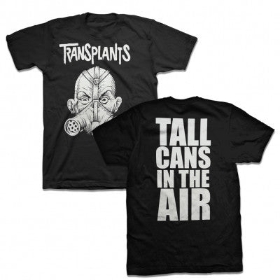 Tall Cans T-shirt (Black)