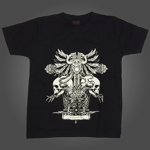 Tapestry T-shirt (Black)