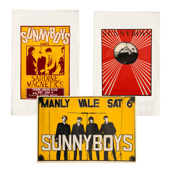 Sunnyboys - Tea Towel Bundle