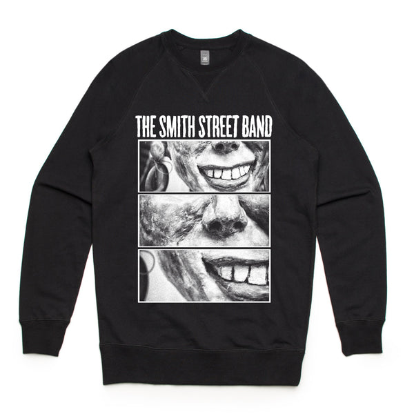 The Smith Street Band - Teeth Crew (Black)