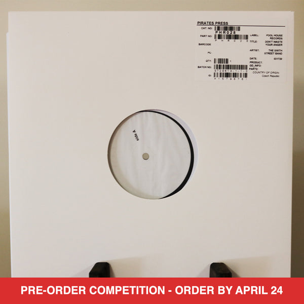The Smith Street Band - Pre-Order Competition - Test Pressing