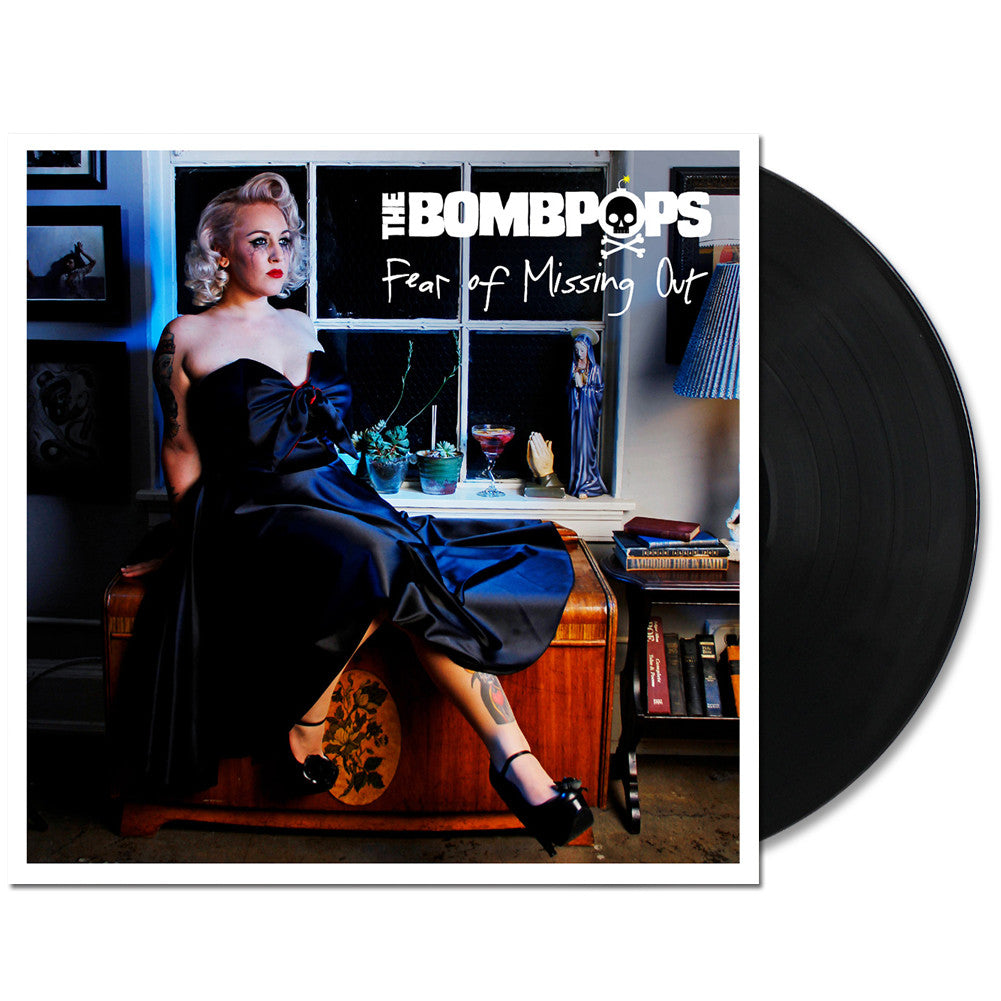 The Bombpops - Fear of Missing Out LP Black
