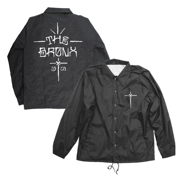 The Bronx - Graf Logo Windbreaker (Black)