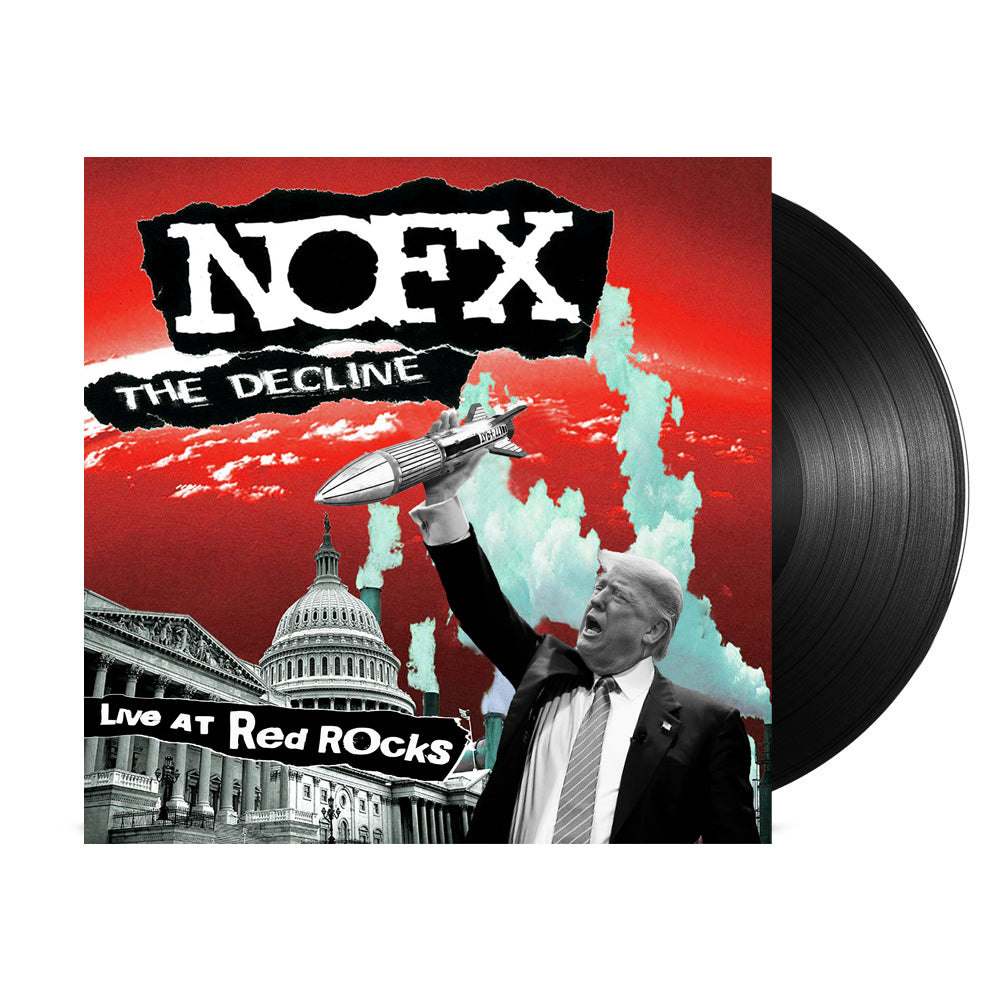 NOFX - The Decline Live At Red Rocks LP (Black)