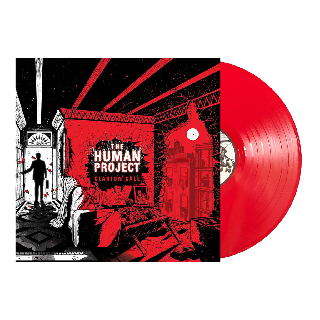 The Human Project - Clarion Call LP (Red)