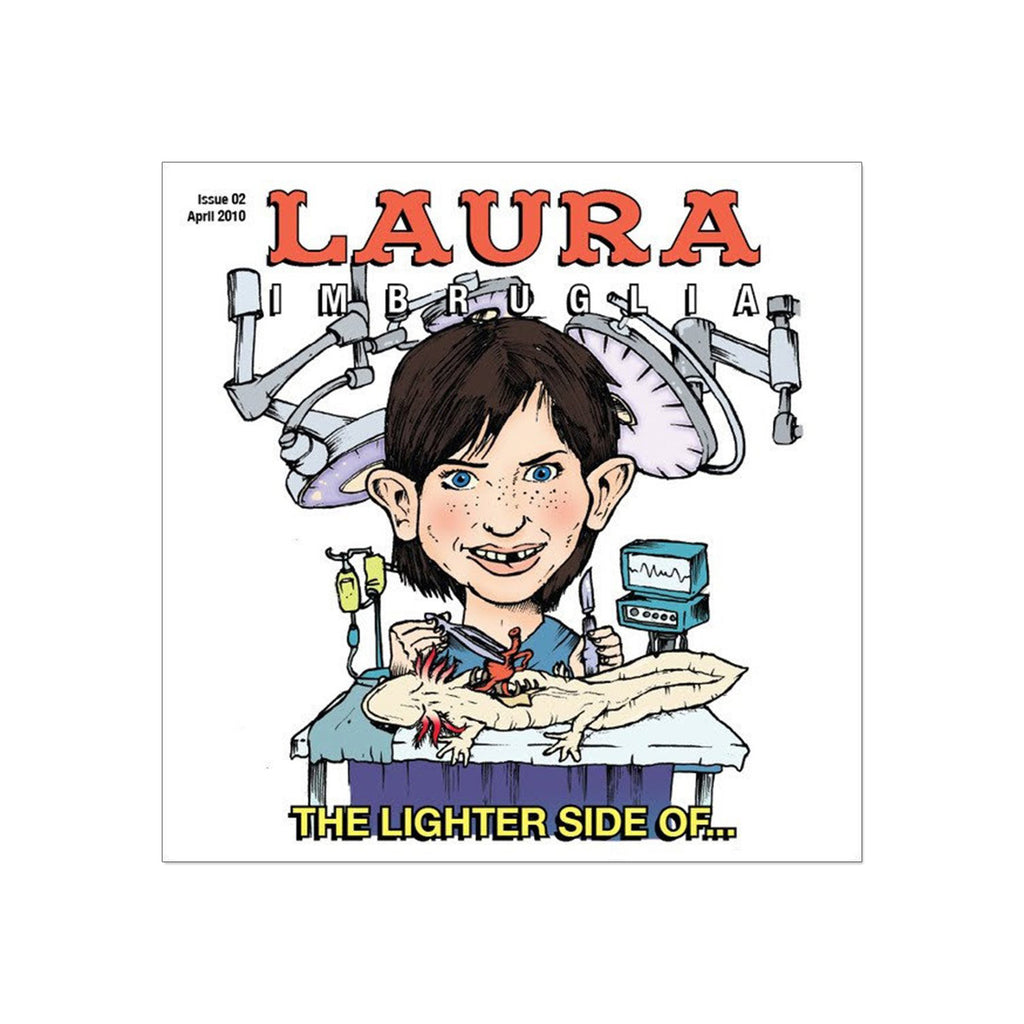 Laura Imbruglia - The Lighter Side of... CD