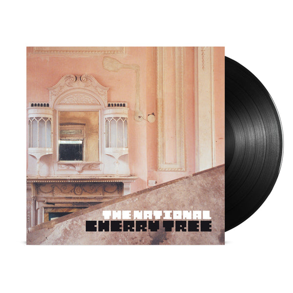 The National - Cherry Tree EP (Black Vinyl)