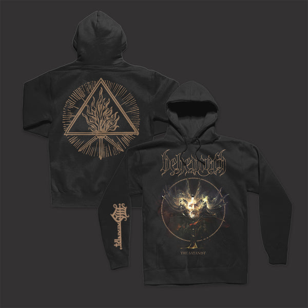 Behemoth - The Satanist Pullover Hoodie (Black)