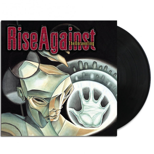 Rise Against - The Unraveling LP Black