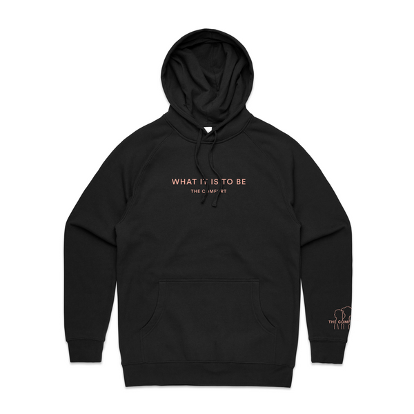 The Comfort -  What it is Logo Hoodie