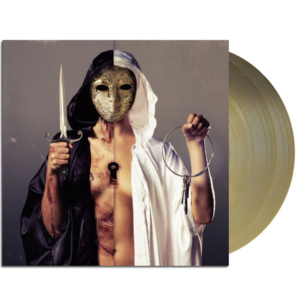 Bring Me The Horizon - There Is A Hell, Believe Me I've Seen It LP Metallic Gold