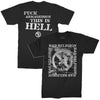 Bad Religion This is Hell T-shirt Black