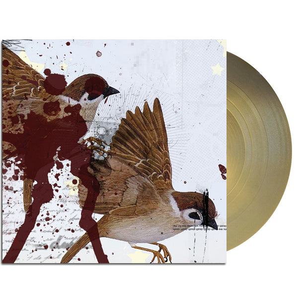 Bring Me The Horizon - This Is What The Edge Of Your Seat Was Made For LP Metallic Gold