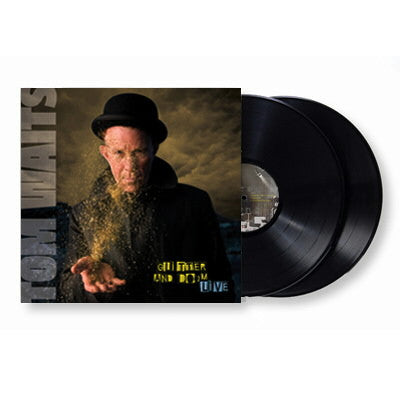 Tom Waits - Glitter And Doom Live 2LP (180gram Remaster)