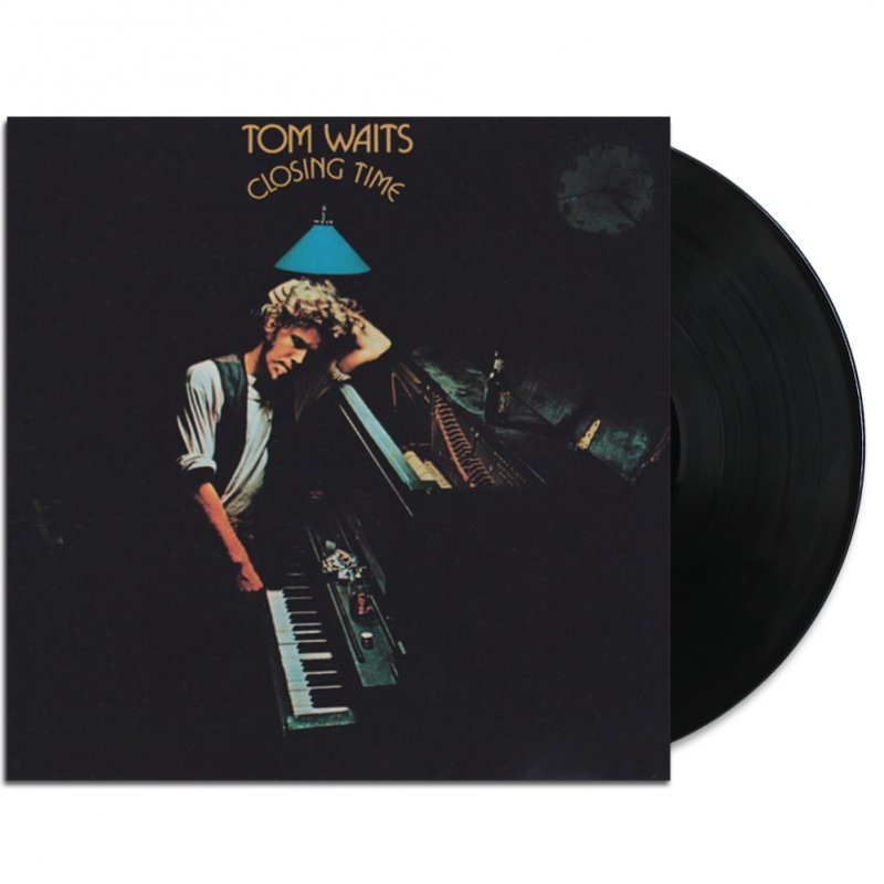 Tom Waits - Closing Time LP (180g Remaster)
