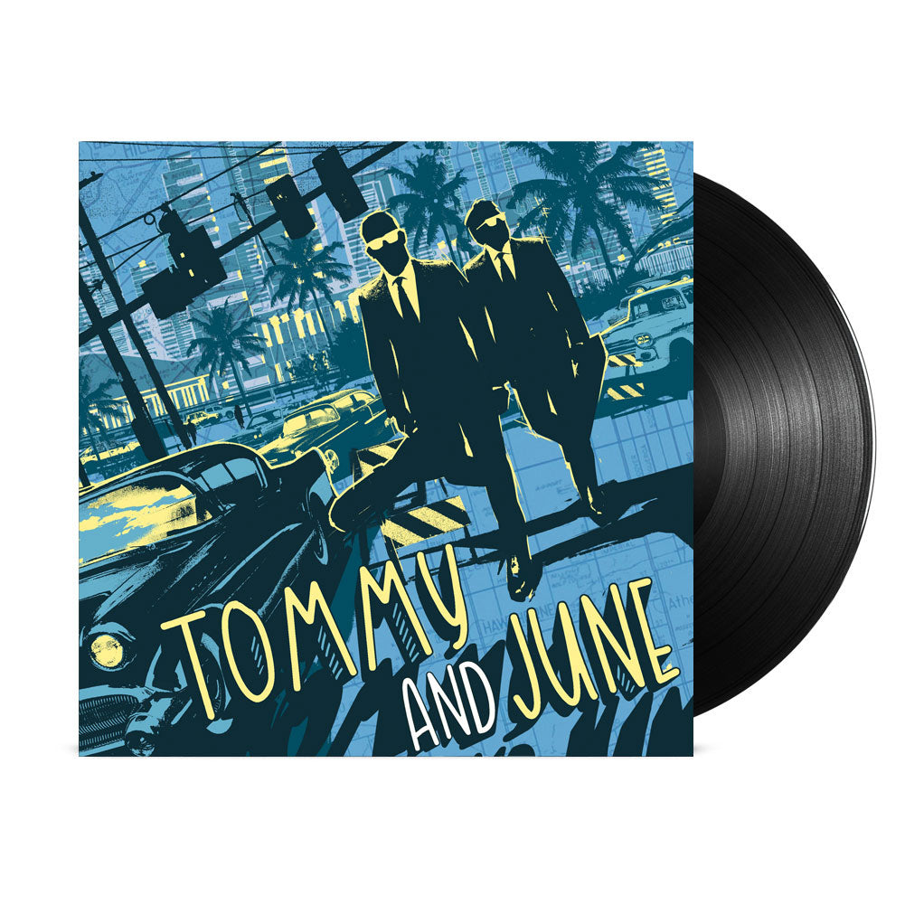 Tommy and June - Tommy and June LP (Black)