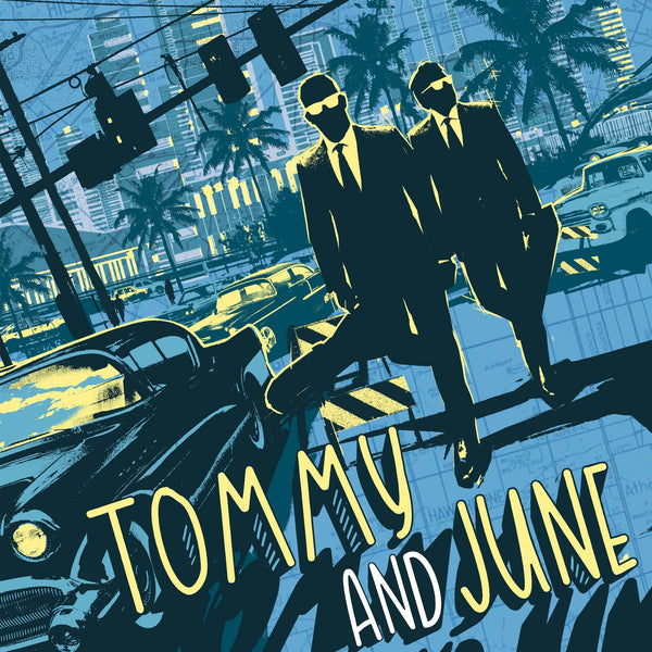 Tommy and June - Tommy and June album cover