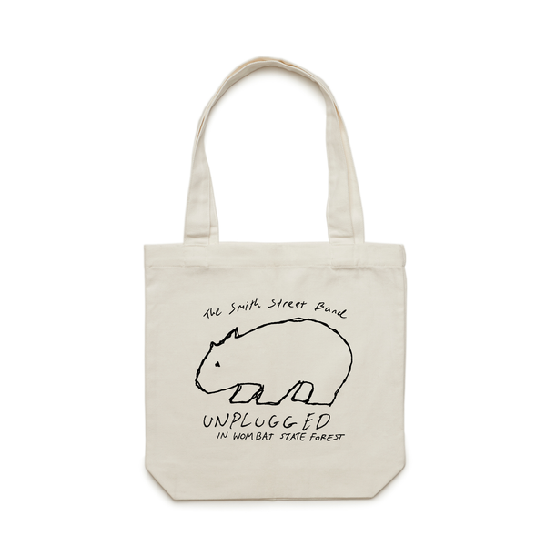 The Smith Street Band - Wombat Tote Bag