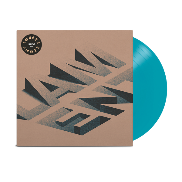 Touche Amore - Lament LP (Aqua Blue)