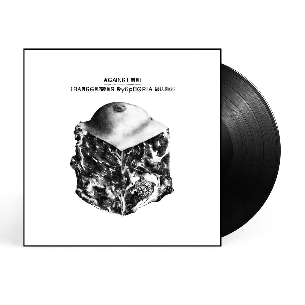 Against Me! Transgender Dysphoria Blues LP Black