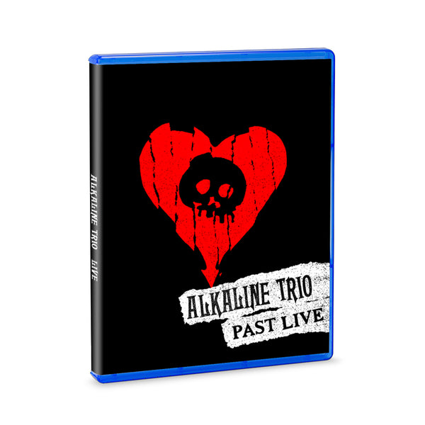 Alkaline Trio - Past Live 4 Disc Blu-ray