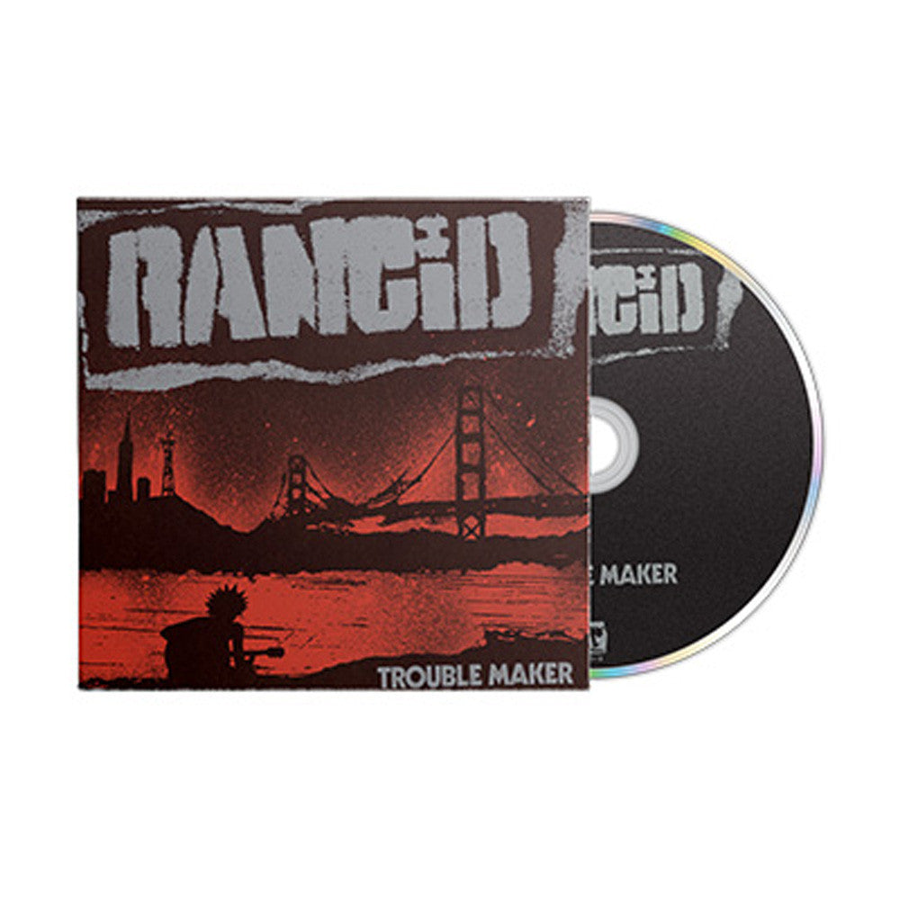 Rancid Trouble Maker CD