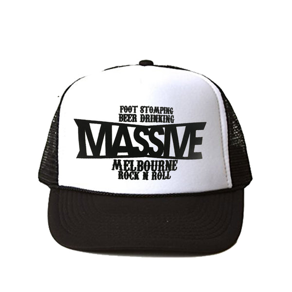 Massive - Foot Stomping Trucker Hat