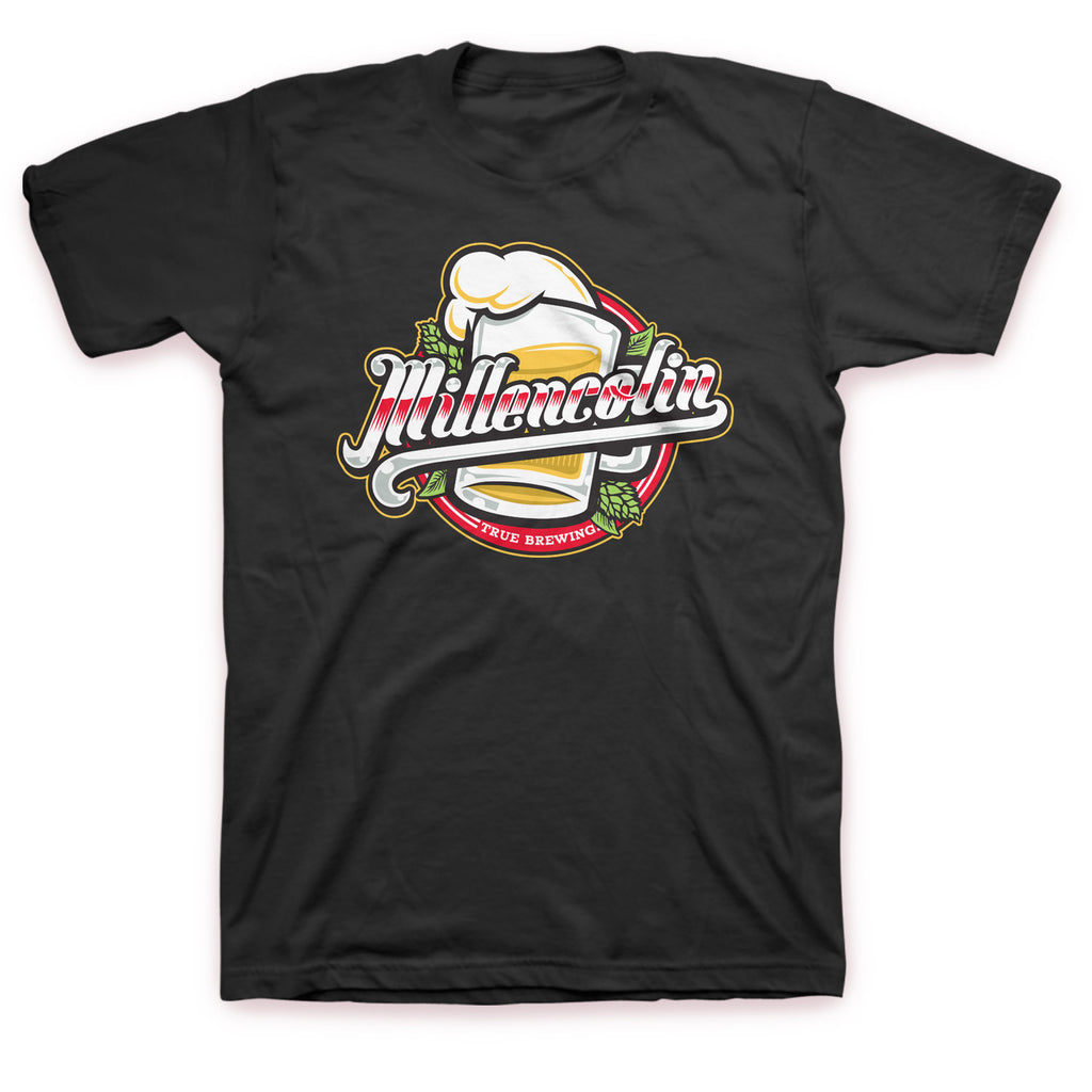 Millencolin True Brewing T-shirt Black