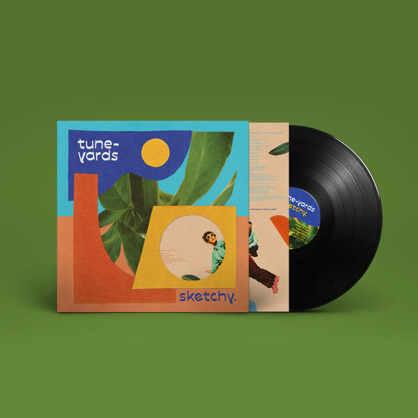 Tune-Yards - Sketchy LP (Black)