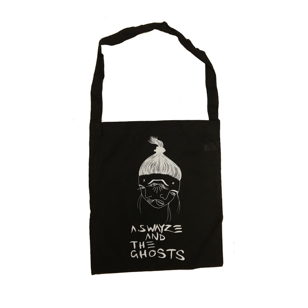 A. Swayze and the Ghosts - Twins Tote